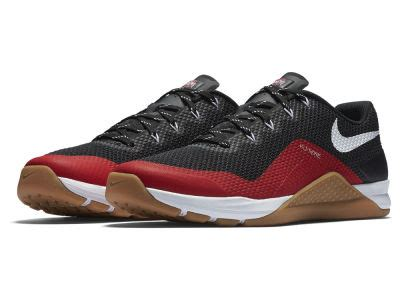 ohio state nike shoes ohio state buckeyes nike ncaa metcon repper dsx trainer