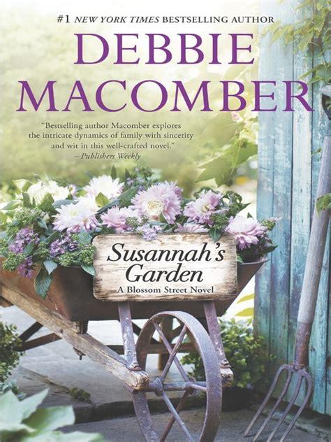 debbie macomber cd collection susannah s garden back susannah s garden jefferson county library cooperative