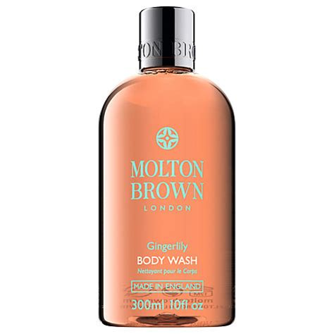 Molton Brown Bath And Shower Gel buy molton brown gingerlily body wash 300ml john lewis