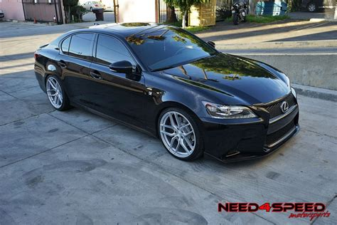 lexus gs350 stance lexus gs350 f sports gets on stance sf03 wheels