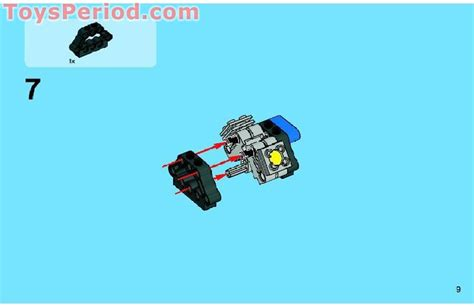 G Shock 0454 A4 5cm lego 8296 dune buggy set parts inventory and lego reference guide