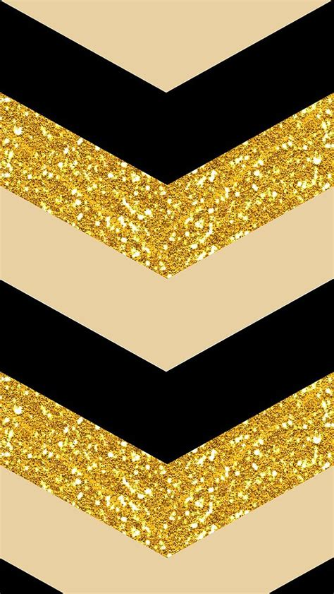 wallpaper gold chevron sparkly chevron 30 pretty iphone wallpapers that don t
