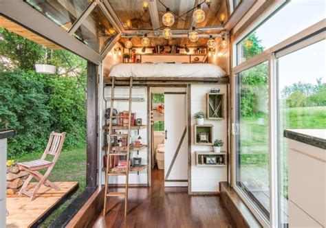 micro house comfort and luxury in a tiny house format