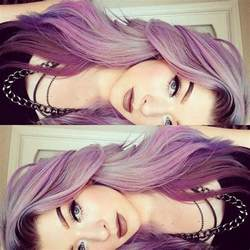 light purple ombre hair pictures photos and images for