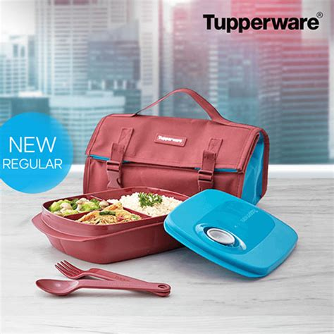 Tupperware Untuk Bekal byo lunch set tupperware katalog promo tupperware indonesia