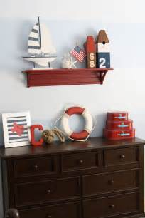Nautical Bedroom Decor by Diary Lifestyles Nautical Boys Room