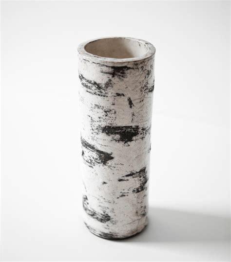 Birch Vase by Koivu Birch Vase Rustic Vases By Day