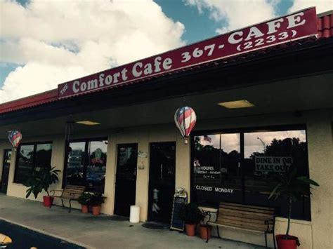 comforts cafe the comfort cafe south pasadena restaurant reviews