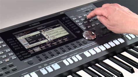 Keyboard Yamaha Psr 770 Psr S770 Psr S 770 psr s970 s770 voice