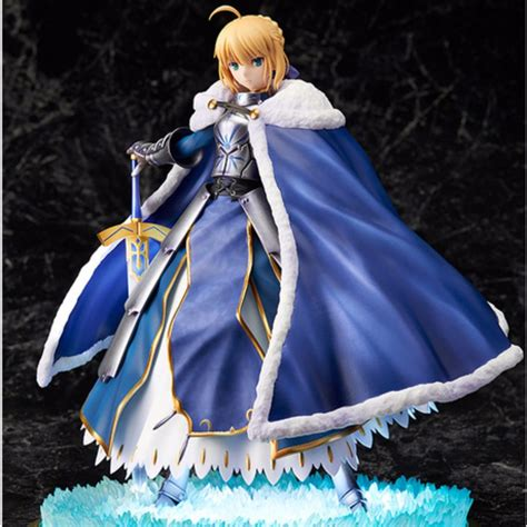 mar168472 fate grand order saber aniplex saber fate grand order deluxe edition toys games bricks figurines on carousell