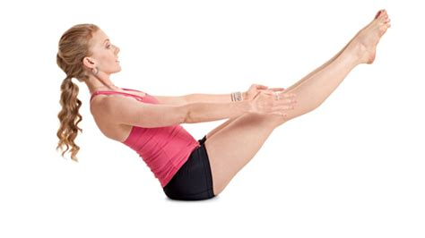 boat pose arm pulses 10 tough core exercises to flatten your belly health nut nat