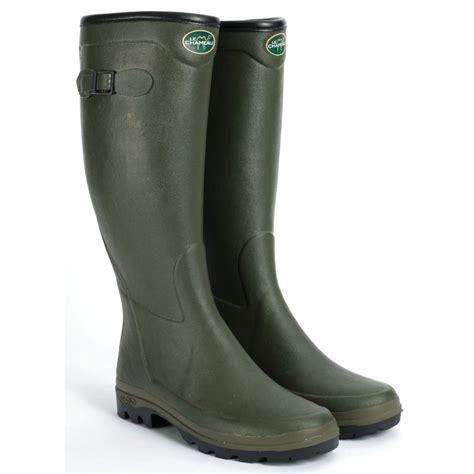wellington boots alltracks country neoprene lined