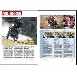 Motorrad Magazin Reifentest by Endurowandern Mit Zelt Und Schlafsack In Skandinavien