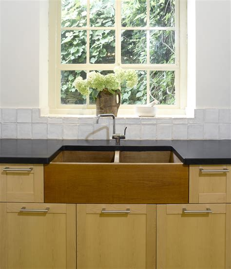 Kitchen With Belfast Sink Teak Kitchen Belfast Sink Water Basin Sink Rubbed Bronze Kitchen Sink Butler S
