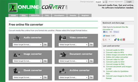 jenis format ebook online convert convert file ke berbagai format secara