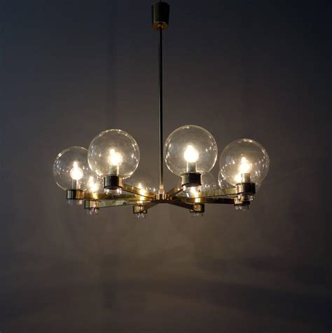 Swedish Modern Eight Arm Chandelier At 1stdibs Chandelier Arms