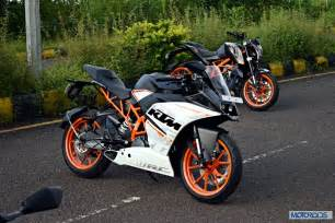 Ktm Duke Rc390 Price In India Ktm Rc390 Vs Kawasaki 300 Vs Ktm Duke 390 7