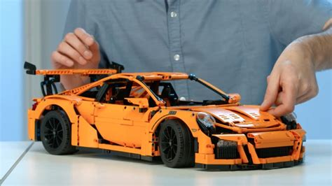 lego porsche you will spend hours with this lego porsche 911