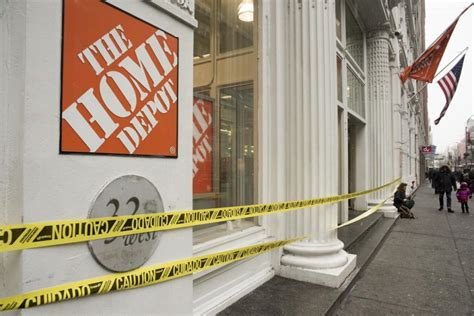 flatiron home depot remains closed after weekend shooting