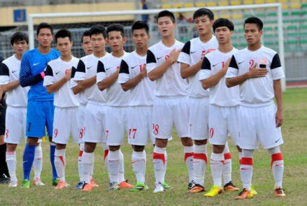 arsenal academy indonesia vietnam debates letting arsenal supported academy