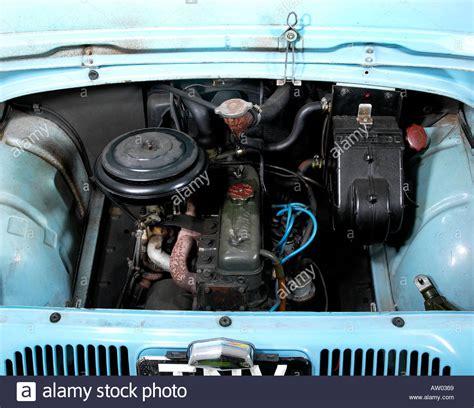 renault dauphine engine 1959 renault dauphine stock photo royalty free image