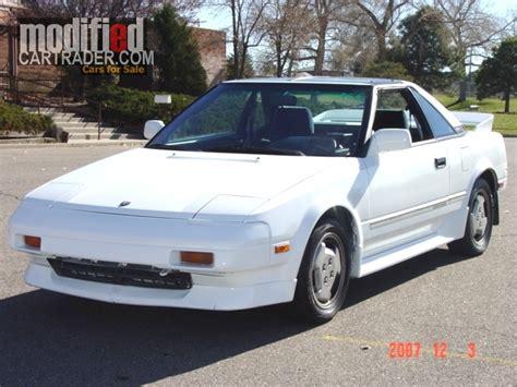 1988 Toyota Mr2 Supercharged 1988 Toyota Mr2 Supercharged For Sale La Cienga New Mexico
