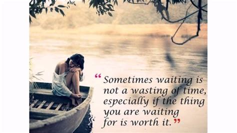waiting  love quotes youtube