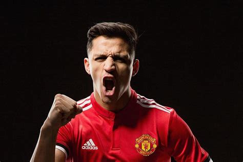 Alexis Sanchez Man U | united move quot a dream quot says new man alexis sanchez man u news