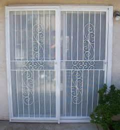 How To Secure Patio Door by Door Security Patio Door Security Door