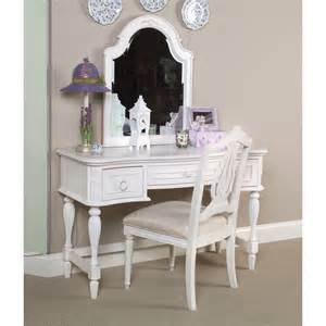 Bedroom Vanities For Less Bedroom White Tsained Wood Vanity Table With