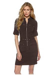 Home womens clothes women s dresses casual dresses belted shirt dress
