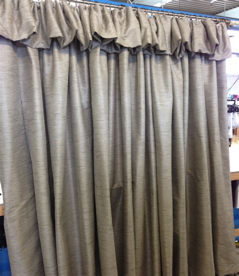 drapes with attached valance curtain with attached valance factory photos pinterest