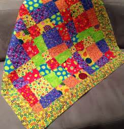 stitch a and easy nine patch quilt pattern