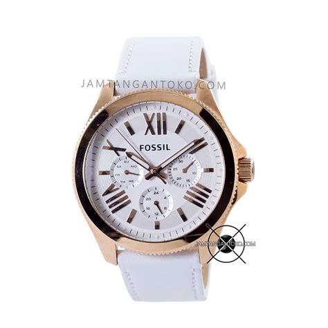 Fossil Cecille Rosegold Am4483 Jam Fossil Original 1 harga sarap jam tangan fossil am4486 cecile kulit putih
