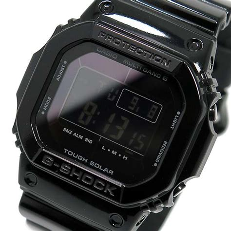 pochitto rakuten global market watches mens casio g shock glossy black series gw m 5610 bb 1