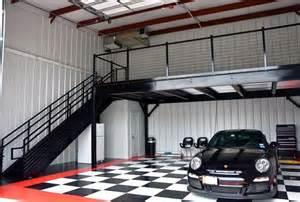Mezzanines Ideas Garage Cave Mezzanine Manufacturer Mezzanines By Design