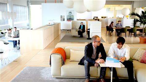 Office Environments by Activity Based Working Abw