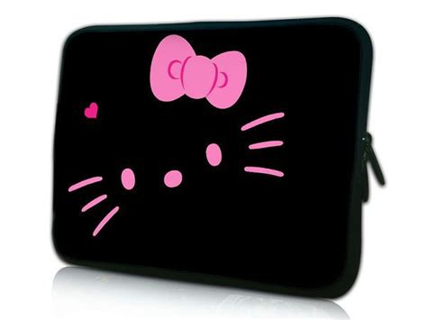 Hello Computer Covers by Sale 10 Quot 10 1 Hello Cat Laptop Sleeve Bag