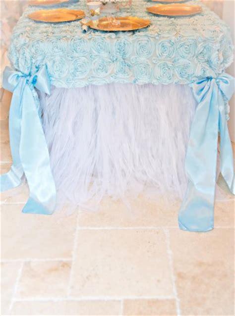 cheap white table skirts white tulle table skirt