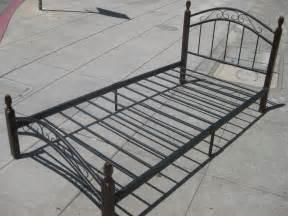 Bed Frames Wood And Metal Uhuru Furniture Collectibles Sold Wood Metal
