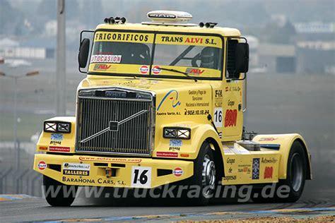 truck racing european truck racing truck race information service
