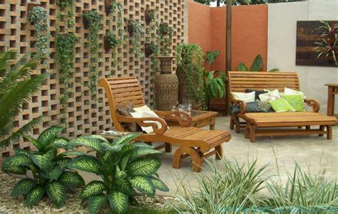 www living jardim externo como decorar