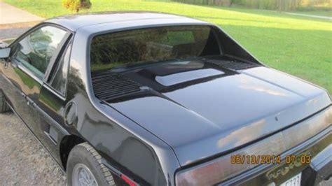 how do cars engines work 1986 pontiac fiero engine control sell used 1986 pontiac fiero 350ci v8 engine in conneautville pennsylvania united states