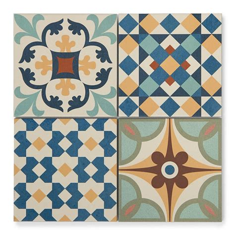 Moroccan Patchwork Tiles - moroccan tiles buying guide porcelain superstore