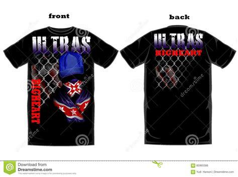 Kaos Baju T Shirt Hooligans ultras illustrations vector stock images 32