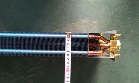 fan coil heat exchanger intercambiador de calor de equipos industriales de bobinas
