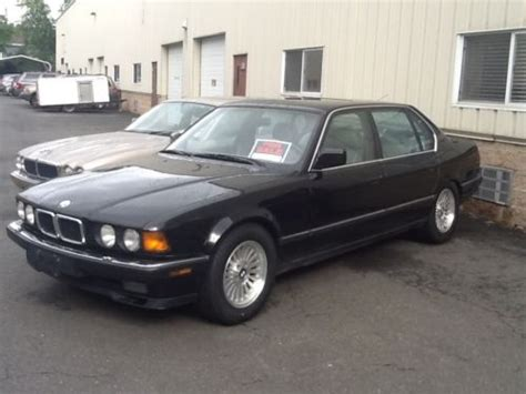 how do i learn about cars 1992 bmw 5 series seat position control find used 1992 bmw 750 il very clean no reserve 112k in danbury connecticut united states