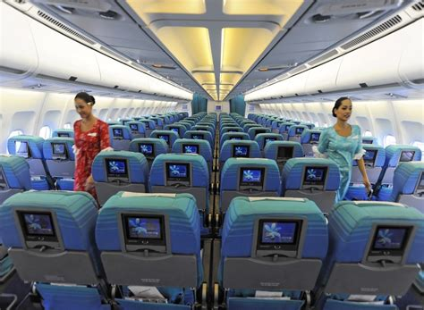 air tahiti nui moana economy class cabin air tahiti nui