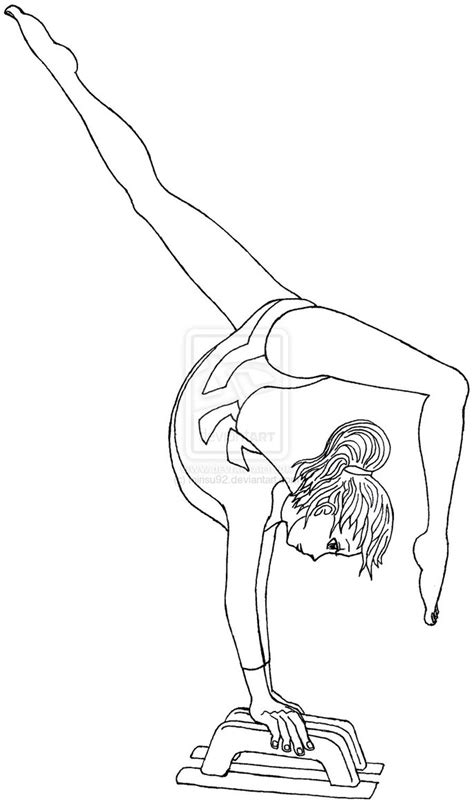 gymnastic coloring pages gymnastics coloring pages 37 pictures quotes and clipart