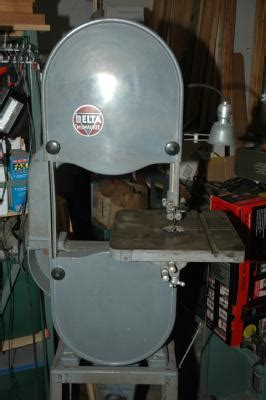Delta 14 Quot Band Saw 1947 Before